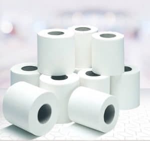 Maxi Rolls Tissues in UAE