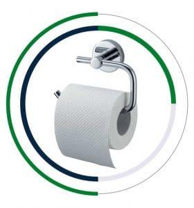 Toilet Tissue Roll